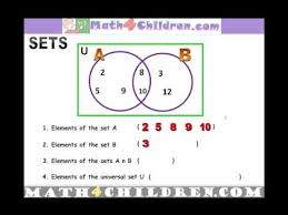 venn diagrams sets 2nd grade math youtube