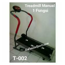 Treadmill Manual Tl 002 1 Fungsi treadmill manual 盪 treadmill manual 1 fungsi t 002 treadmill murah