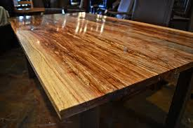 Wood For Furniture 14 017 Spaulted Pecan Dining Table Ena