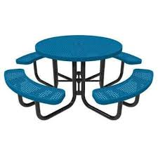 Commercial Grade Outdoor Furniture Picnic Tables Benches Pool Furniture Umbrellas Trash Cans