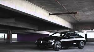 the all mercedes c class mercedes c class coupe 2017 in black pearl