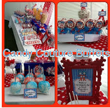 thing 1 and thing 2 baby shower thing 1 thing 2 baby shower party ideas photo 1 of 5 catch my party