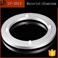 rotating dining table rotating dining 8 inch rotating dining table aluminum lazy susan bearings