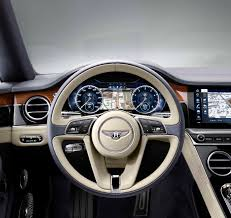 bentley inside view 2018 bentley continental gt aims to be the ultimate grand tourer