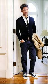 modern preppy style for men making ties an everyday thing style man pinterest converse