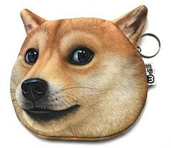 Doge Meme Shiba - com dealzepic doge meme face coin purse cute and