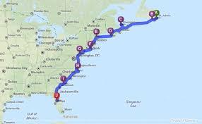 Key West Florida Map by Mark U0027s Midlife Crisis 2014 Toronto U2013 St John U0027s U2013 Key West