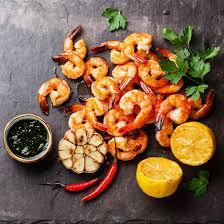 cuisine sur plancha recette crevette à la plancha facile rapide