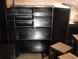 meuble de metier industriel ancien meuble d u0027ajusteur armoire de métier geonancy design