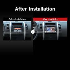 nissan qashqai head unit 7 1 1 universal aftermarket autoradio gps car a v system with dvd