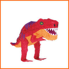 dinosaur pinata pinata animals party supplies pinatadinosaur trex