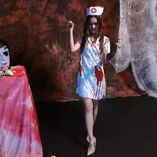 Bloody Nurse Halloween Costume Scary Nurse Halloween Costume Promotion Shop Promotional Scary