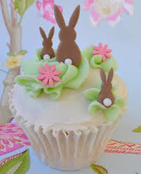 Easter Cupcake Decorations by Cutest Easter Bunny Cupcakes That Cupcake Site