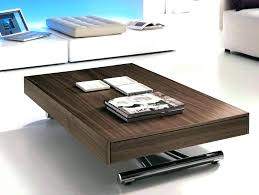 Coffee Table Converts To Dining Table Coffee Table That Turns Into Dining Table Outdoor Coffee Table