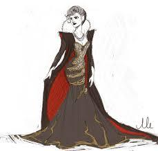 another evil queen dress design by thatmadgray deviantart com on