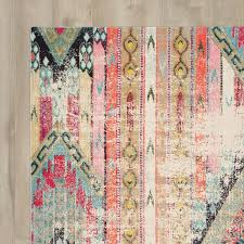 Multi Color Rug Multicolor Hydra Area Rug Products Bookmarks Design