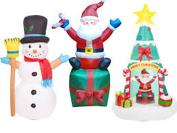 5ft 7ft large artificial christmas tree snow u0026 cones realistic