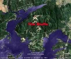 Alabama mountains images Bluffs of weiss lake real estate alabama mountain property jpg