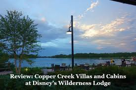 review copper creek villas and cabins at disney u0027s wilderness