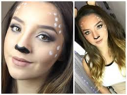 Bambi Halloween Makeup by Bambi Makeup Grwm Tutorial Thoserosiedays Youtube