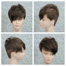 how to trim ladies short hair haircut tutorial short sexy haircut for women hair pinterest
