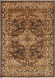 Black And Brown Area Rugs Excellent Rectangle Dark Brown Area Rugs The Home Depot In Rug