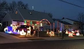christmas lights in south jersey where to see the best christmas light displays in nj 2016