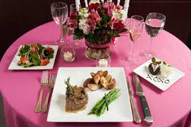 Romantic Dinner At Home by Romantic Valentines Day Dinner Is An Arrangement Of The Room Of