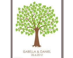 diy wedding registry diy tree printable etsy