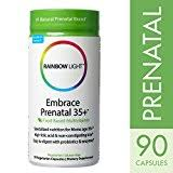rainbow light complete prenatal system 360 count rainbow light prenatal dha smart essentials 60 softgels omega 3