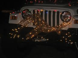 christmas jeep decorations jeep decorations for the holidays page 2 jeepforum com