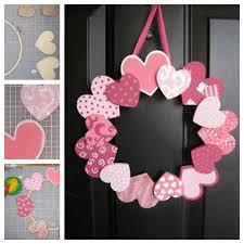 valentines day wreaths wonderful diy 20 s day wreaths