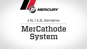 mercruiser 4 5l 6 2l sterndrive mercathode system youtube
