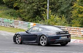 porsche 718 cayman and boxster gts models coming soon autoguide