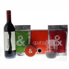 wine sler gift set govino glasses and clif family wine gift set wine
