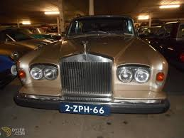 gold rolls royce classic 1978 rolls royce silver shadow sedan saloon for sale