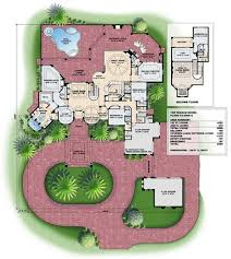 mediterranean house plans with pool apartments mediterranean floor plans mediterranean house plans
