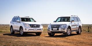 landcruiser prado altitude v mitsubishi pajero gls comparison review