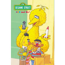 sesame abc personalised book ideal birthday book for children