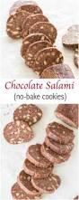 no bake chocolate salami cookies sweet u0026 savory by shinee