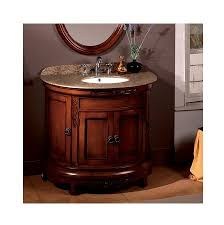 Amazoncom Ove Decors Victoria Bathroom Inch Granite Single - Elements 36 inch granite top single sink bathroom vanity