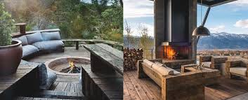 Backyard Fireplace Ideas 70 Outdoor Fireplace Designs For Cool Pit Ideas