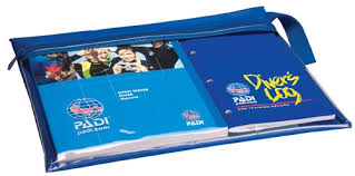 Padi Dive Table by Padi Crew Pack Openwater Manual Rdp Table Slate Sausage And Whistle