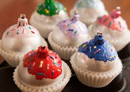 cupcake ornaments with a giveaway
