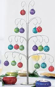 Decorative Tabletop Christmas Trees by Eco Friendly Tabletop Christmas Trees The Alternative Consumer