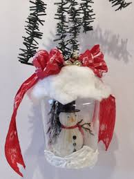 annes papercreations tutorial snow globe ornament
