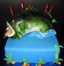 bass fish cake cakes by shara bass fish cake
