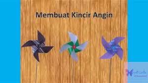 cara membuat origami kincir angin video 3 cara membuat kincir angin mainan dari kertas sedotan 3gp mp4