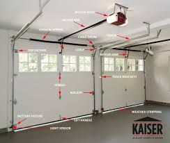 Overhead Door Corporation Parts Garage Door Parts Kaiser Garage Doors Gates Standard Garage Door