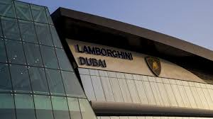 lamborghini headquarters lamborghini u0027s new dealership in dubai is bonkers